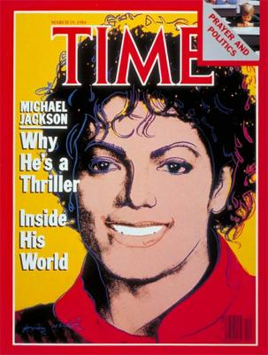 Michael on TIME Magazine
