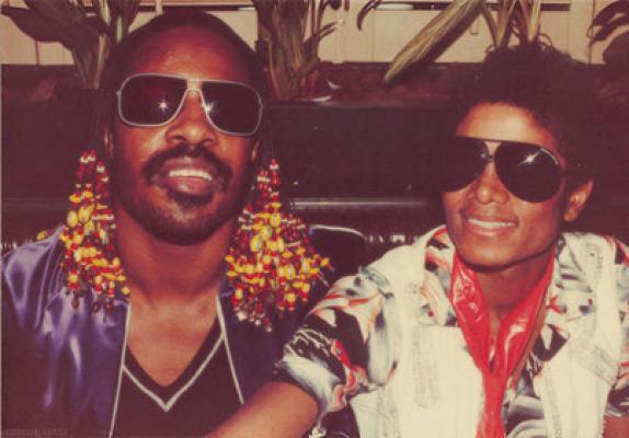 Happy Birthday, Stevie Wonder!