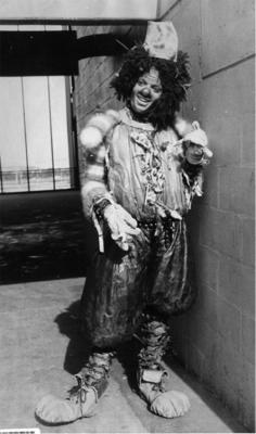 Michael Jackson As The Scarecrow In 'The Wiz'
