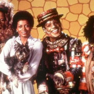 Michael on 'The Wiz'