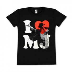 Post Your Favorite Michael Jackson Shirt in the Fan Gallery