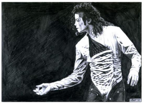 Michael Jackson inspirálta alkotások