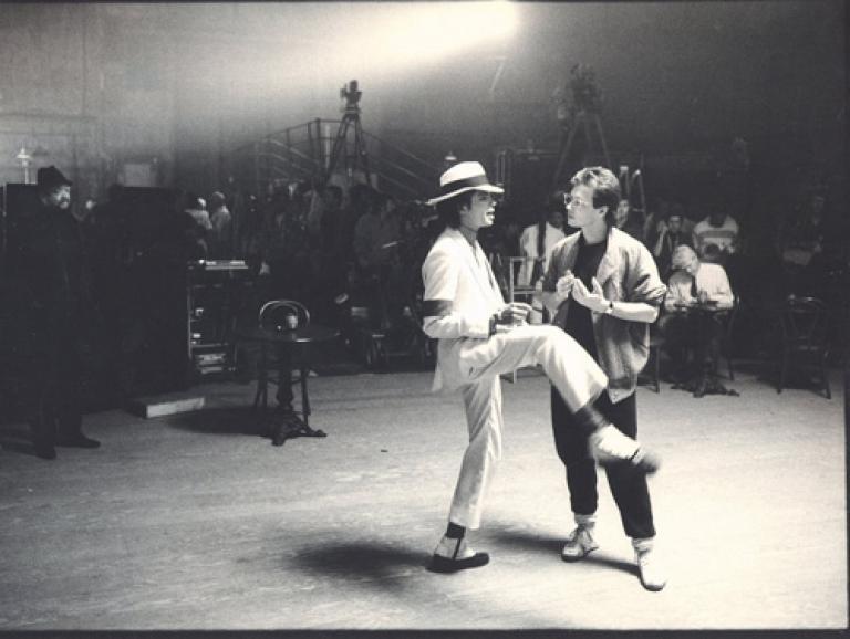 Michael Jackson 'Smooth Criminal' Short Film