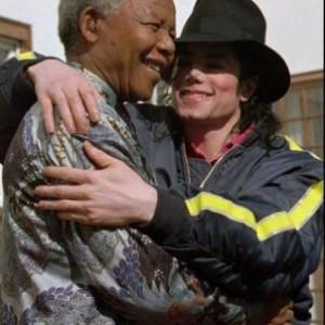 Michael Jackson était fier de pouvoir appeler Nelson Mandela son ami
