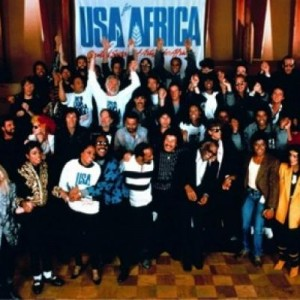 'We Are The World' Recorded 31 Years Ago Today