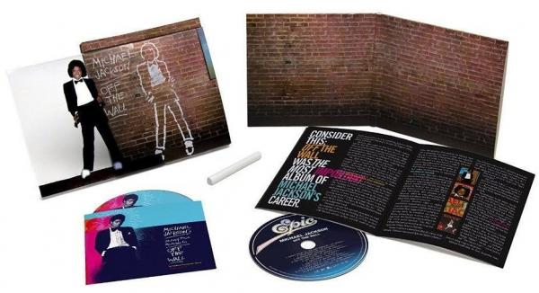 'Off The Wall' Bundle In Stores Next Friday