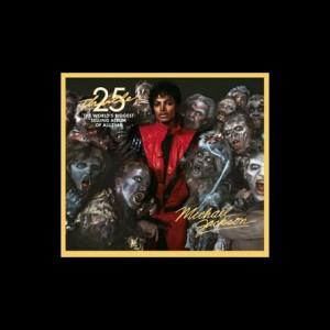 Michael Jackson 25 Aniversario de Thriller