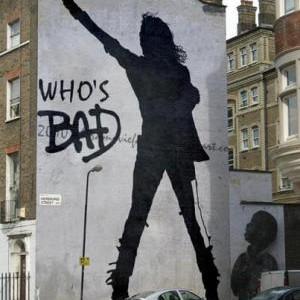 Michael en la calle