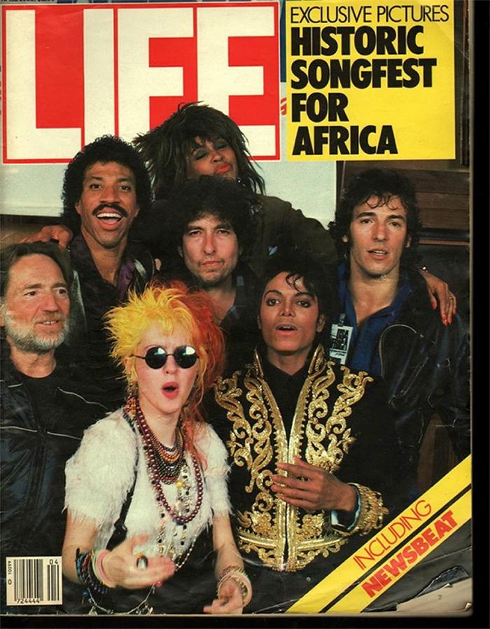Life Magazine April 1985 Cover
