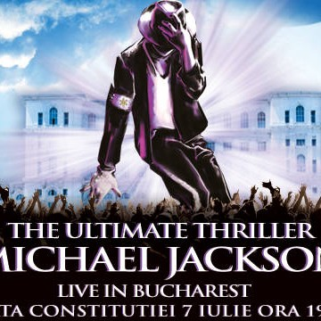 The Ultimate Thriller: The Michael Jackson Tribute