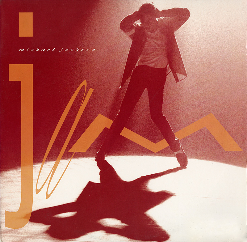Michael Jackson Jam single cover