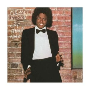 Michael Jackson 'Off The Wall' Vinyl