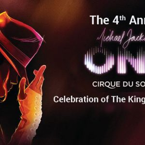 Get Updates On The 4th Annual Michael Jackson ONE Birthday Celebration