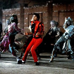 NPR on Michael Jackson's 'Thriller' in 2011