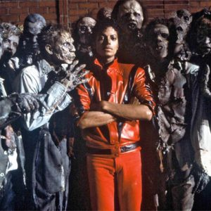 "Who is Going to Dance ""Thriller"" Today?"