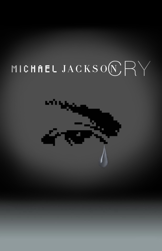 MICHAEL JACKSON 'CRY' SINGLE