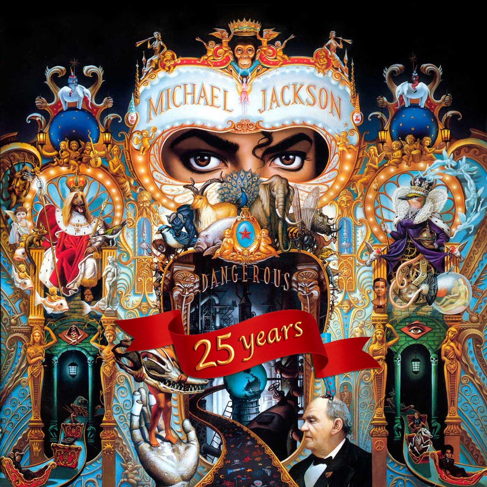 Today is the 25th Anniversary of the Release of 'Dangerous!'