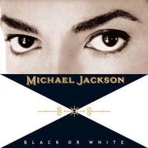 Michael Jackson 'Black or White' #1 In 1991
