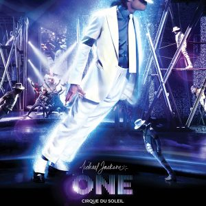 Michael Jackson ONE poster