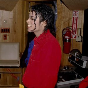 Michael Jackson Bad Studio