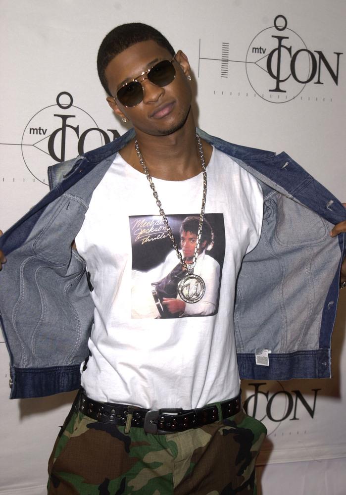 Usher Thriller Shirt