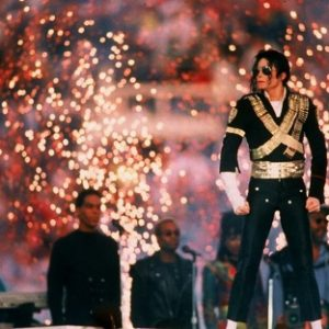 Michael Performed at the Super Bowl 24 Years Ago Today