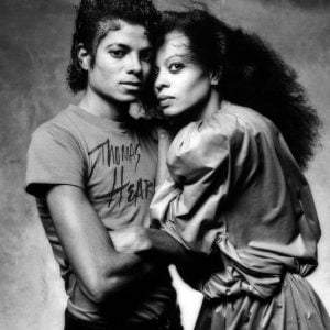 Did You Know: Michael Wrote and Produced Diana Ross' 'Muscles'