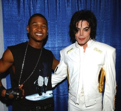 Michael Jackson Usher