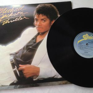 MJ Trivia: The First Album To Be Released Simultaneously Worldwide