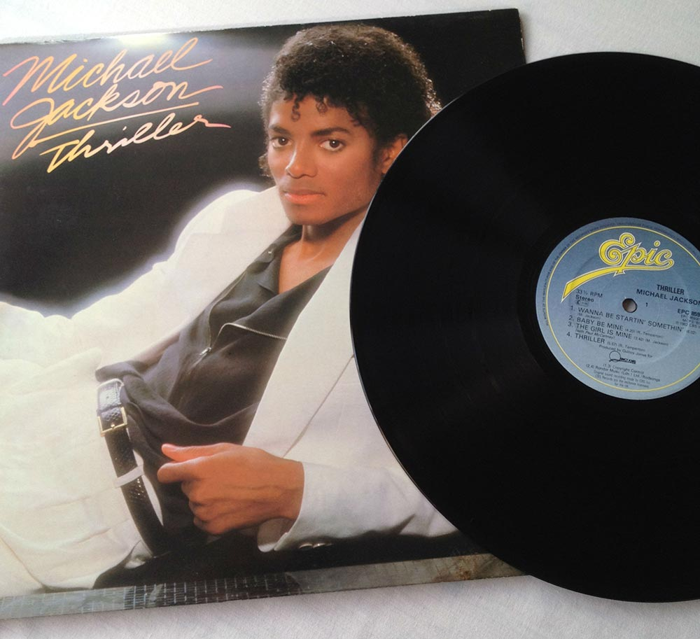 Michael Jackson 1985: MJ Trivia: The First Album To Be Released Simultaneously