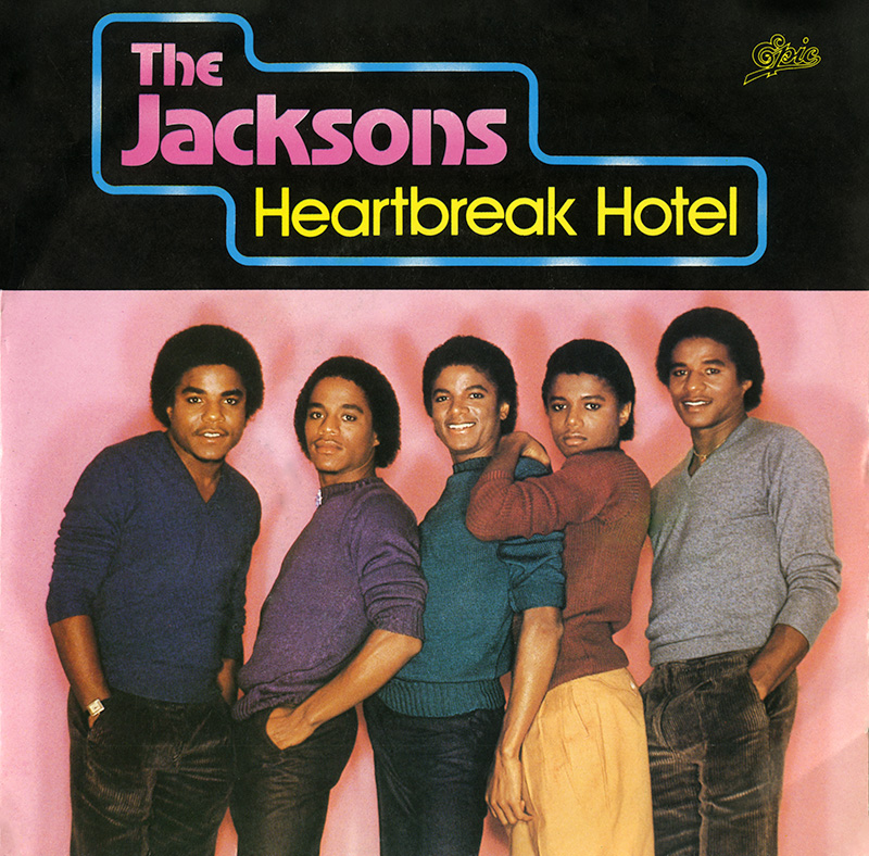 The Jacksons 'This Place Hotel' Single