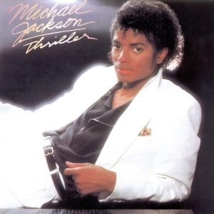 Michael Jackson 'Thriller' Album