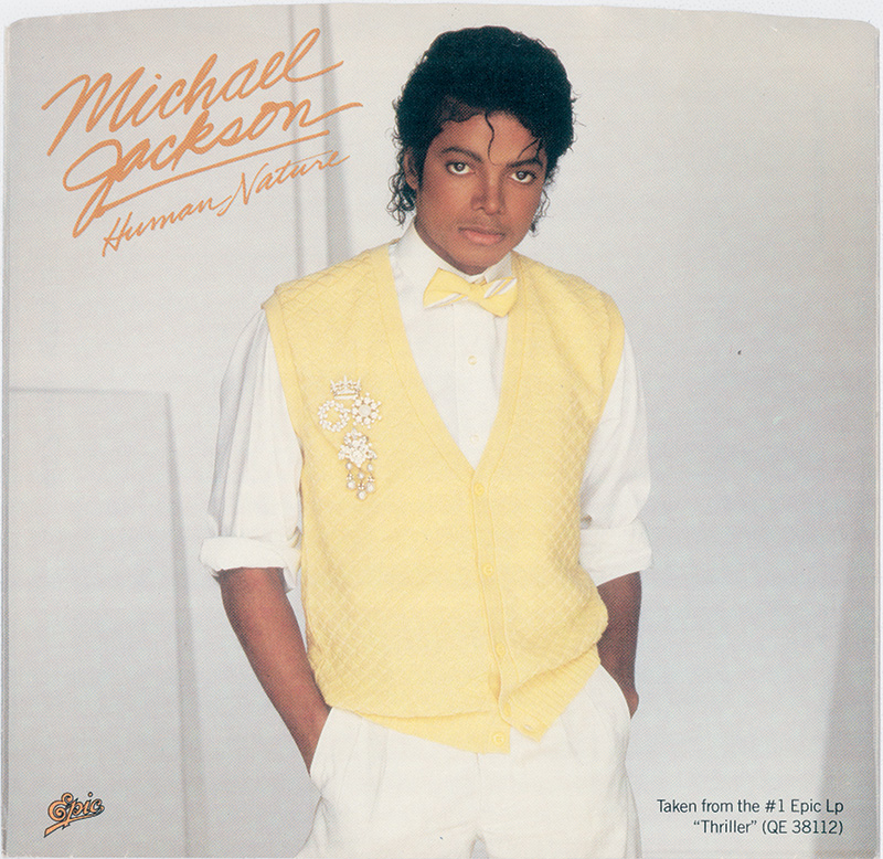 Michael Jackson 'Human Nature' Single