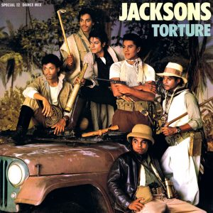 The Jacksons 'Torture' Single