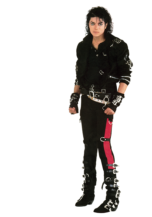 Michael Jackson 'Bad' Album Cover Photo Shoot   Michael ...
