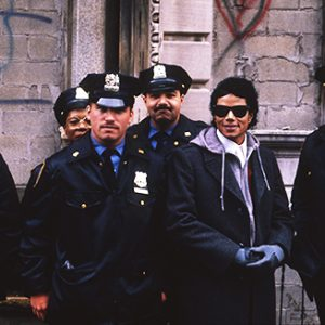 Michael Jackson Bad short film with NYPD 1987