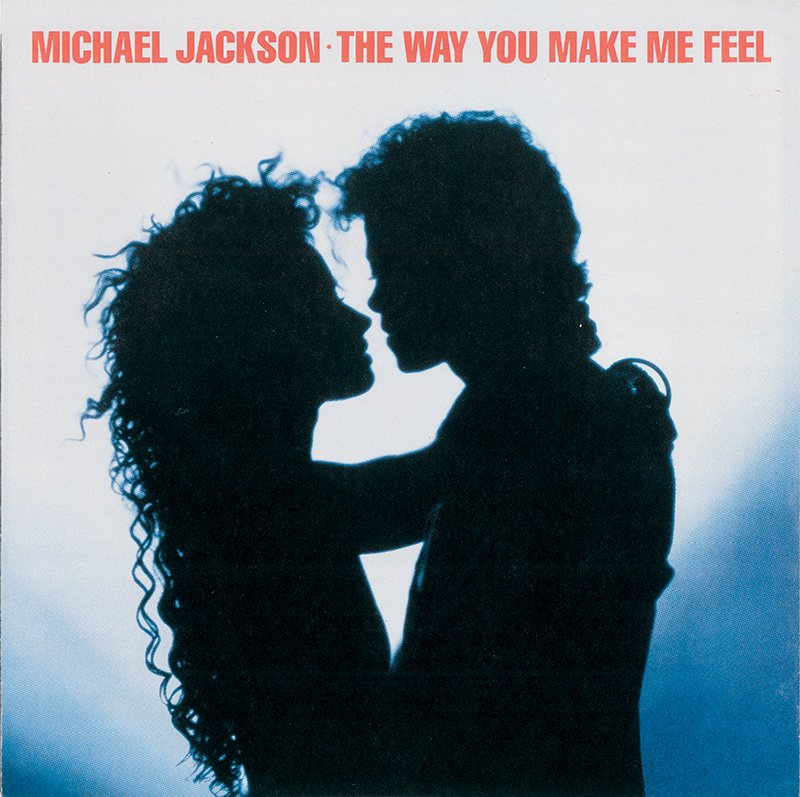 Michael Jackson - The Way You Make Me Feel single