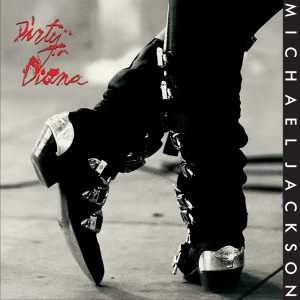 Michael Jackson 'Dirty Diana' Single