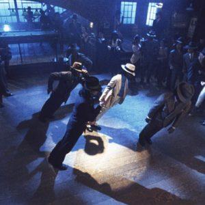 Michael Jackson Smooth Criminal anti-gravity lean