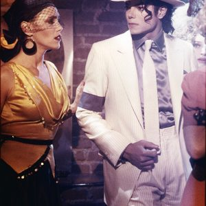 Michael Jackson Smooth Criminal short film shoot
