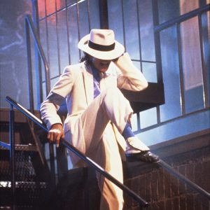 Michael Jackson Smooth Criminal short film shoot