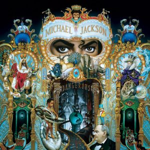 Michael Jackson 'Dangerous' Album
