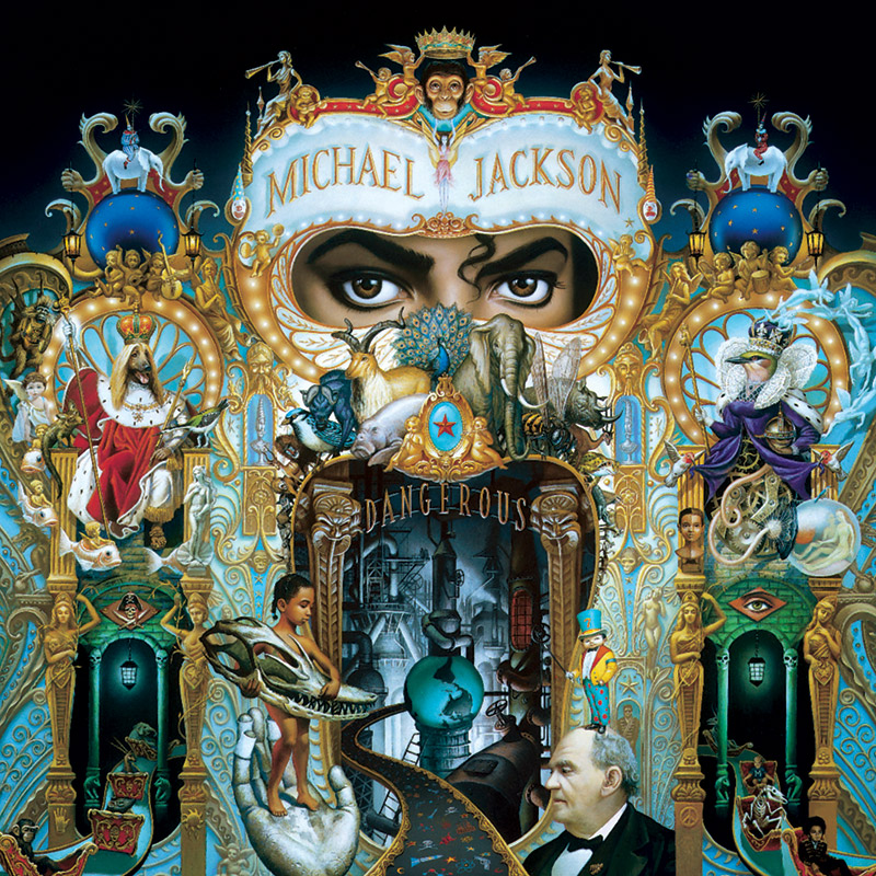 Michael Jackson - Dangerous album