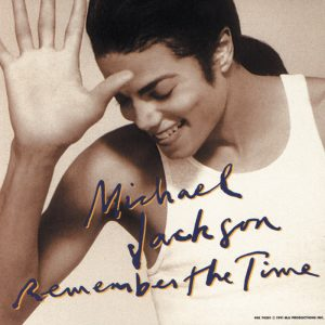 Michael Jackson - Remember The Time single