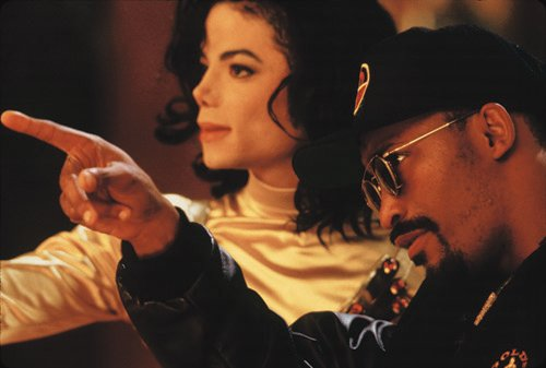 Michael Jackson and John Singleton Remember The Time short film