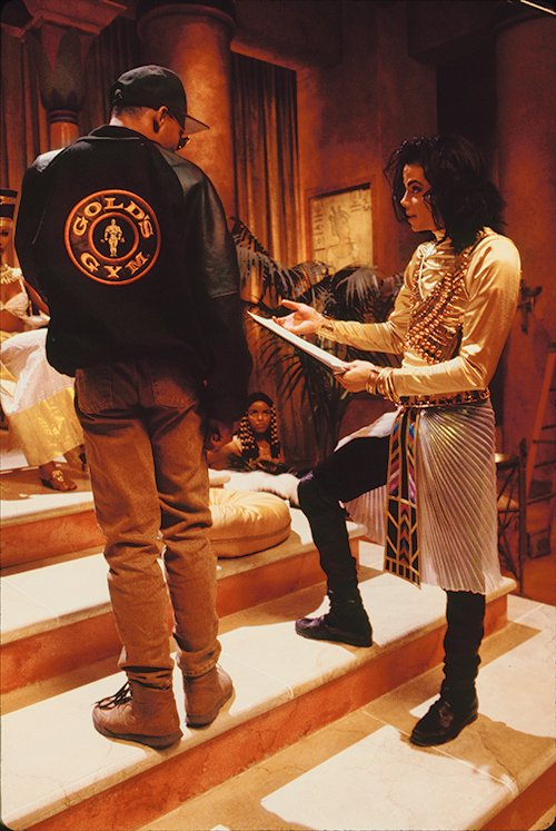 Michael Jackson 'Remember The Time' Short Film