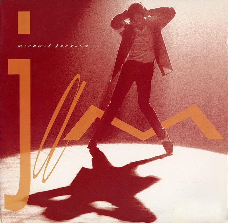Michael Jackson 'Jam' Single