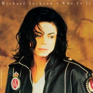 Michael Jackson - Who Is It single