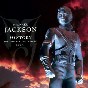 Michael Jackson 'HIStory: Past, Present And Future Book I' Album