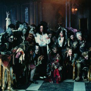Michael Jackson Ghosts short film